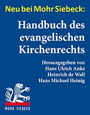 Anke/de Wall/Heinig (Hrsg.) Handbuch des evangelischen Kirchenrechts